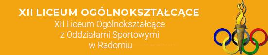 XII Liceum Ogólnokształcące w Radomiu